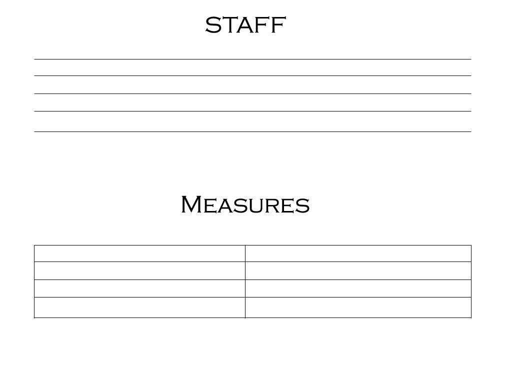 write music online staff paper